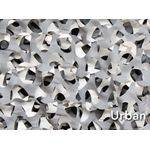 Urban Grey Crazy Camo Net 3 x 2.4m