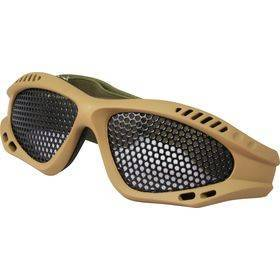 Coyote Mesh Glasses