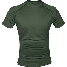 Viper Mesh T-Shirt in Green
