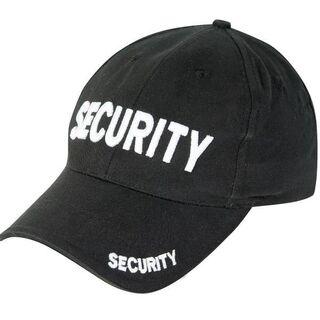 Security Baseball Cap