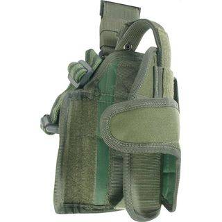 Viper Adjustable Holster Green