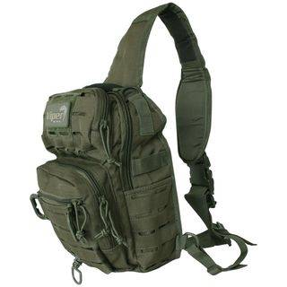 Viper Shoulder Pack Green